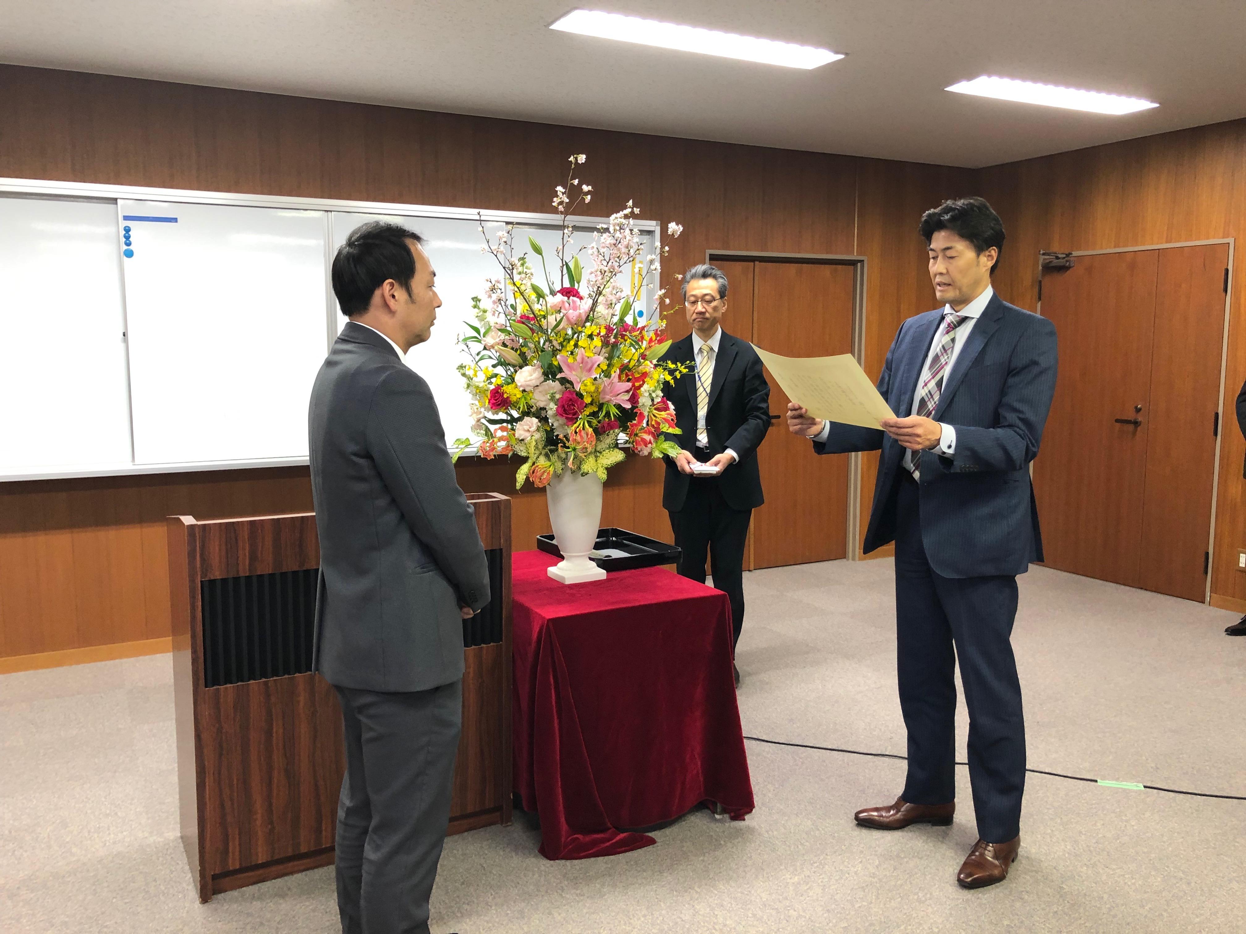 2019新年顔合わせ会⑨