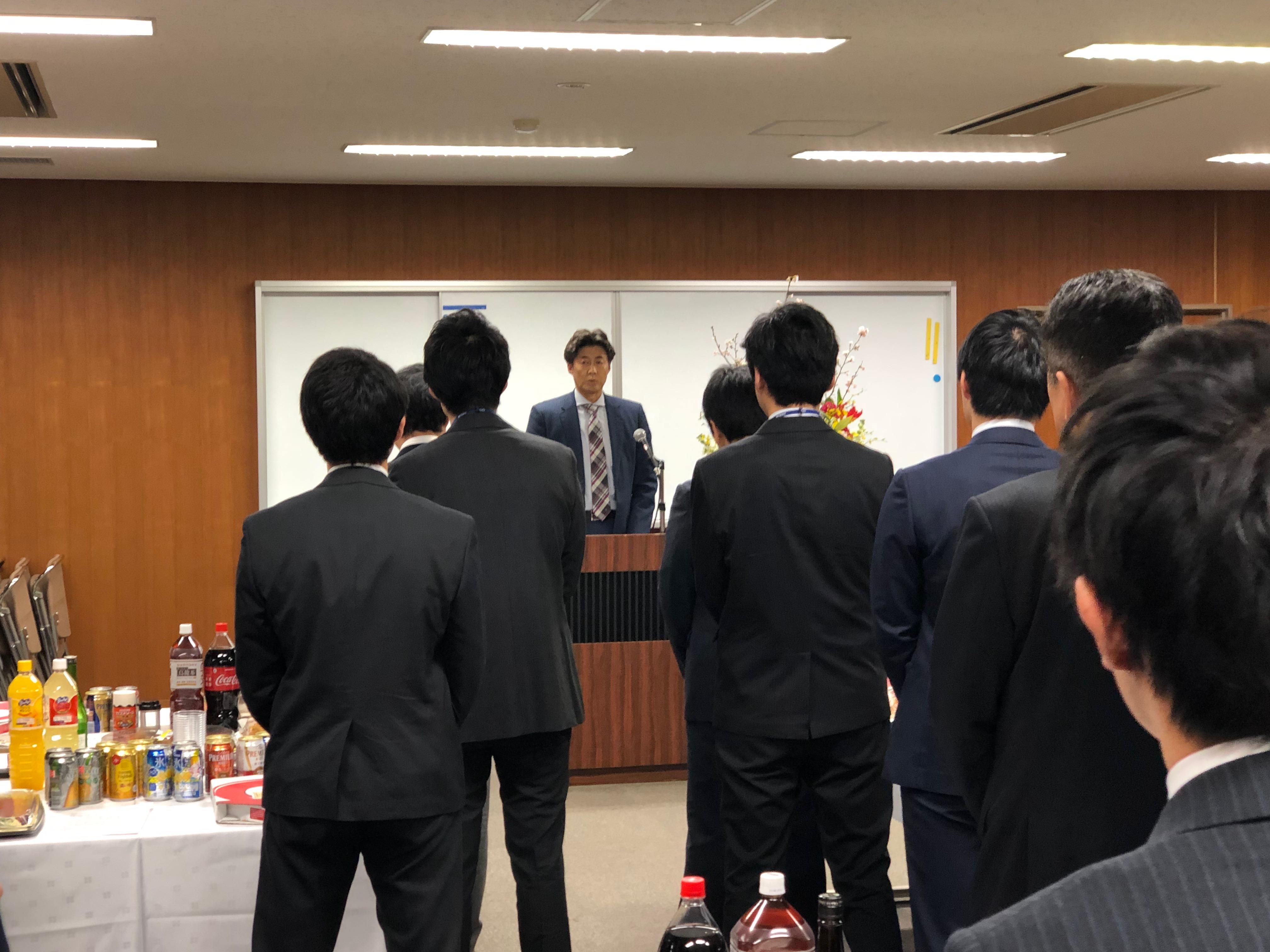 2019新年顔合わせ会⑪
